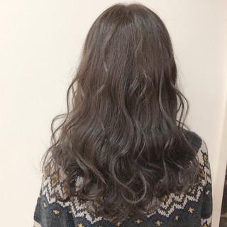 ロング エレガント ヘアアレンジ 外国人風カラー ヘアスタイルや髪型の写真・画像