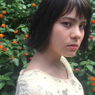 大人かわいい アンニュイほつれヘア ナチュラル N.オイル ヘアスタイルや髪型の写真・画像