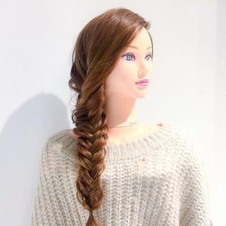 フェミニン 大人女子 ロング バレンタイン ヘアスタイルや髪型の写真・画像