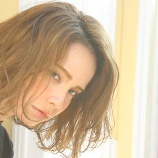 ボブ ストリート 外国人風 冬 ヘアスタイルや髪型の写真・画像