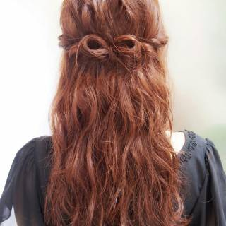 フェミニン 愛され モテ髪 大人かわいい ヘアスタイルや髪型の写真・画像