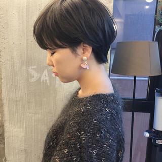 オフィス デート 色気 透明感 ヘアスタイルや髪型の写真・画像