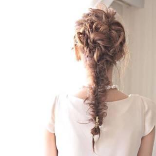 ヘアアレンジ ルーズ ショート 簡単ヘアアレンジ ヘアスタイルや髪型の写真・画像