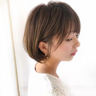 小顔 ゆるふわ 似合わせ 簡単 ヘアスタイルや髪型の写真・画像