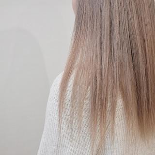 ミルクティーブラウン ブラウンベージュ ナチュラルベージュ ヌーディーベージュ ヘアスタイルや髪型の写真・画像