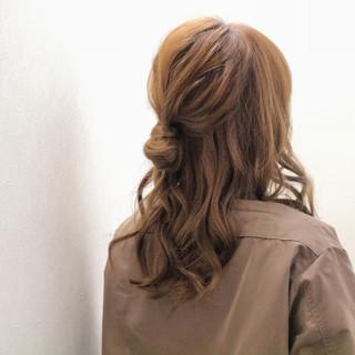 ショート ヘアアレンジ セミロング 大人女子 ヘアスタイルや髪型の写真・画像