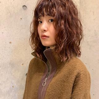 ゆるふわ アンニュイほつれヘア 前髪あり ガーリー ヘアスタイルや髪型の写真・画像