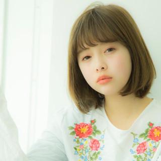 冬 ガーリー 大人かわいい 外国人風カラー ヘアスタイルや髪型の写真・画像