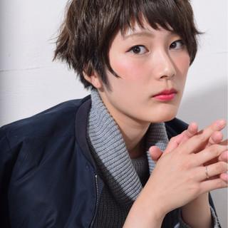 ストリート グラデーションカラー アッシュ 外国人風 ヘアスタイルや髪型の写真・画像