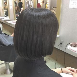 ナチュラル オフィス デート 黒髪 ヘアスタイルや髪型の写真・画像