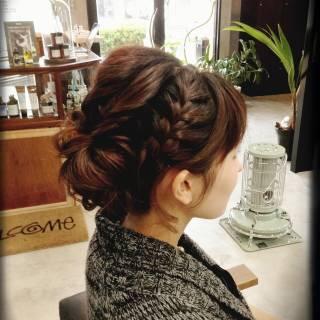 モテ髪 フェミニン かわいい コンサバ ヘアスタイルや髪型の写真・画像