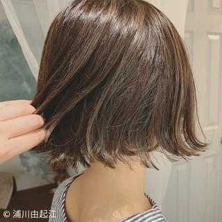 ハイライト ナチュラル モテ髪 大人かわいい ヘアスタイルや髪型の写真・画像