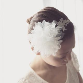 ショート ブライダル 簡単ヘアアレンジ 結婚式 ヘアスタイルや髪型の写真・画像