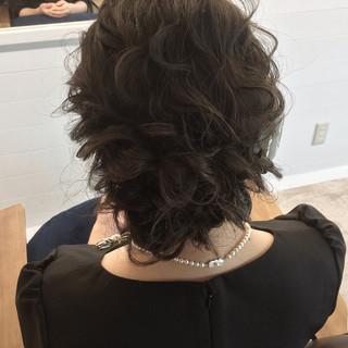 こなれ感 外国人風 ミディアム フェミニン ヘアスタイルや髪型の写真・画像