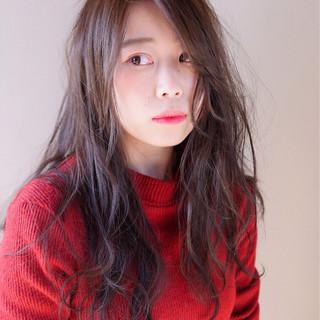 女子力 アッシュ かわいい ナチュラル ヘアスタイルや髪型の写真・画像