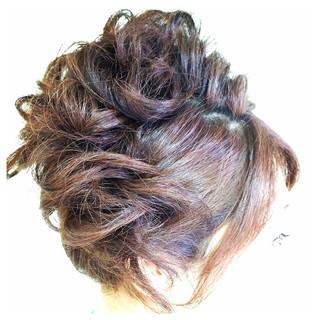 アップスタイル 大人かわいい パーティ ヘアアレンジ ヘアスタイルや髪型の写真・画像