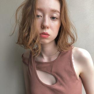 涼しげ 大人かわいい 夏 ナチュラル ヘアスタイルや髪型の写真・画像