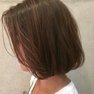 オフィス 秋 外国人風カラー ナチュラル ヘアスタイルや髪型の写真・画像