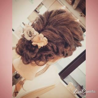 モテ髪 ナチュラル ゆるふわ フェミニン ヘアスタイルや髪型の写真・画像