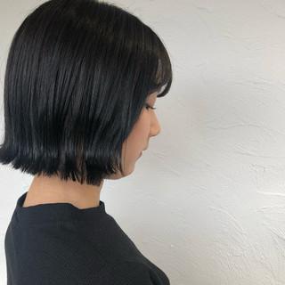 デート オフィス ナチュラル 透明感カラー ヘアスタイルや髪型の写真・画像