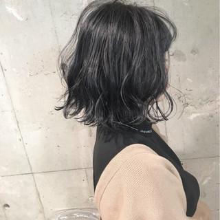 スポーツ ストリート 愛され ロブ ヘアスタイルや髪型の写真・画像