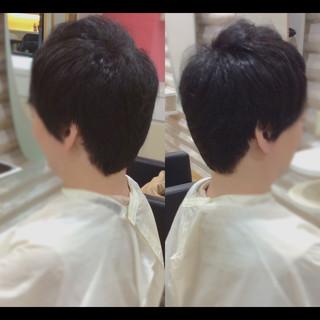ショート メンズカット メンズスタイル メンズショート ヘアスタイルや髪型の写真・画像