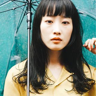 秋 ナチュラル 外国人風カラー 梅雨 ヘアスタイルや髪型の写真・画像