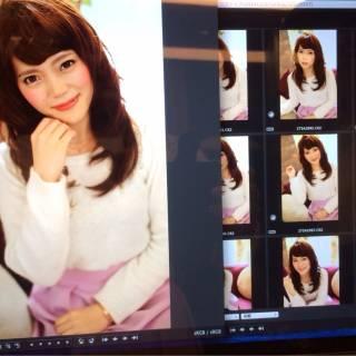 愛され ピンク コンサバ ゆるふわ ヘアスタイルや髪型の写真・画像