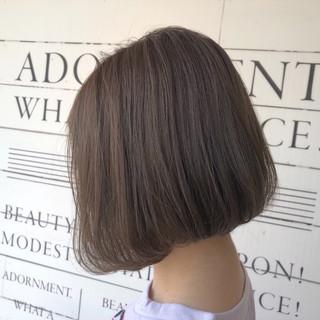 ハイライト ナチュラル アウトドア ヘアアレンジ ヘアスタイルや髪型の写真・画像