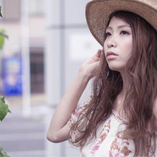 ヘアアレンジ ナチュラル ルーズ 色気 ヘアスタイルや髪型の写真・画像