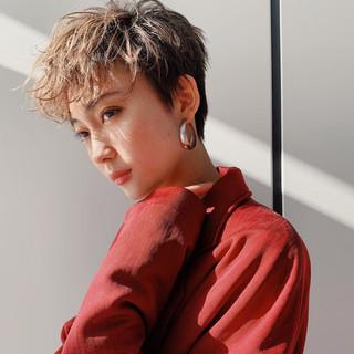 ショート ベリーショート 阿藤俊也 ハンサムショート ヘアスタイルや髪型の写真・画像