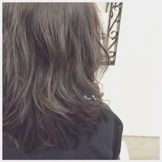 ゆるふわ フェミニン パーマ 大人かわいい ヘアスタイルや髪型の写真・画像