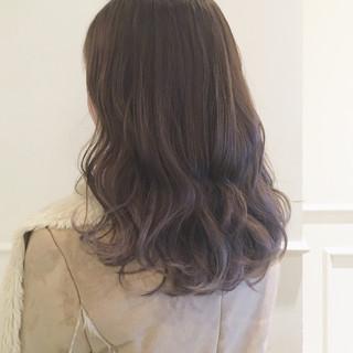 おフェロ 大人女子 ガーリー 透明感 ヘアスタイルや髪型の写真・画像