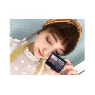 ヘアアレンジ 秋 デート モード ヘアスタイルや髪型の写真・画像