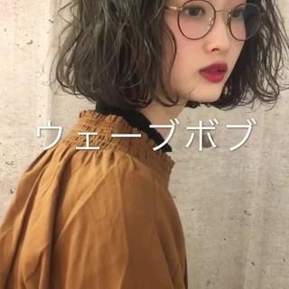 モテ髪 愛され 外国人風 グレージュ ヘアスタイルや髪型の写真・画像