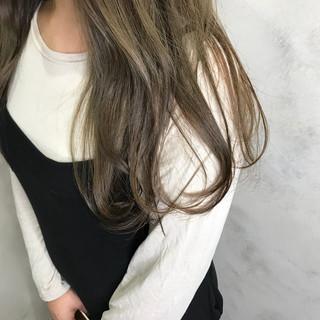 ヘアアレンジ ロング ゆるふわ デート ヘアスタイルや髪型の写真・画像