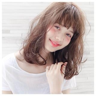 夏 ヘアアレンジ アッシュ 外国人風 ヘアスタイルや髪型の写真・画像