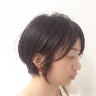 女子力 オフィス エフォートレス ナチュラル ヘアスタイルや髪型の写真・画像