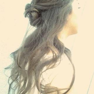 ウェーブ 大人かわいい ショート ナチュラル ヘアスタイルや髪型の写真・画像
