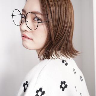 小顔 フェミニン 大人女子 ナチュラル ヘアスタイルや髪型の写真・画像