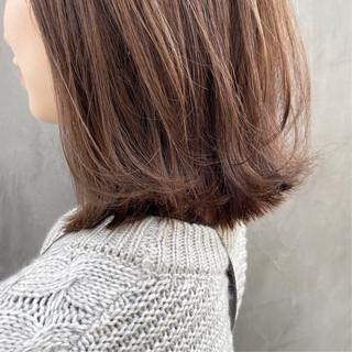 ショートヘア ボブ ショートボブ 切りっぱなしボブ ヘアスタイルや髪型の写真・画像