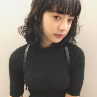 モード ナチュラル フェミニン かっこいい ヘアスタイルや髪型の写真・画像