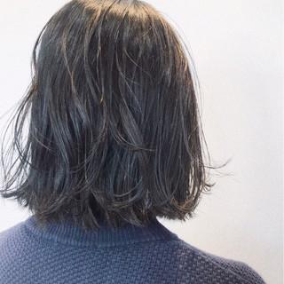 ボブ ゆるふわ スポーツ オフィス ヘアスタイルや髪型の写真・画像