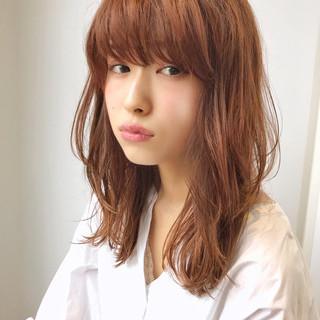 フェミニン ヘアアレンジ 成人式 ミディアム ヘアスタイルや髪型の写真・画像