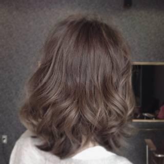 外国人風カラー 外国人風 ストリート グレージュ ヘアスタイルや髪型の写真・画像