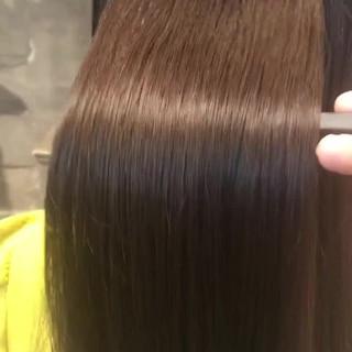 可愛い ナチュラル 美髪 トリートメント ヘアスタイルや髪型の写真・画像