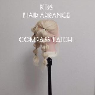 ヘアアレンジ セミロング ショートヘアアレンジ ふわふわヘアアレンジ ヘアスタイルや髪型の写真・画像