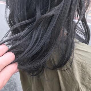 モード 透明感 ゆるふわ 外国人風カラー ヘアスタイルや髪型の写真・画像