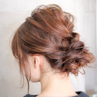ショート 簡単ヘアアレンジ ヘアアレンジ 大人女子 ヘアスタイルや髪型の写真・画像