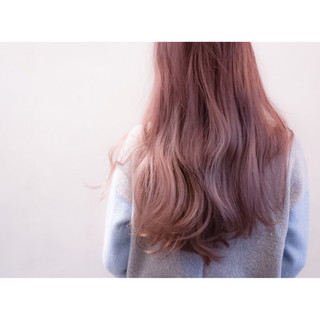 外国人風 グラデーションカラー ナチュラル ハイライト ヘアスタイルや髪型の写真・画像
